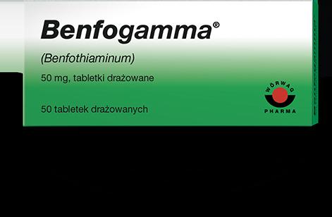 lek witamina b1 benfogamma